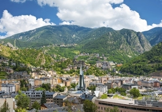 Hotel Plaza Andorra, Pyrenees