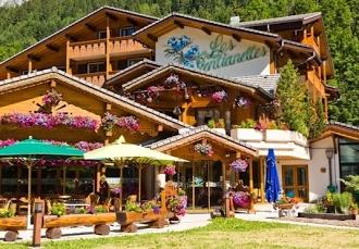 Les Portes du Soleil, French Alps