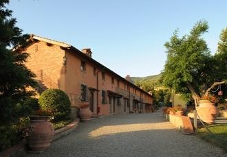 Fattoria degli Usignoli, Villa Patriarca & Villa Blu