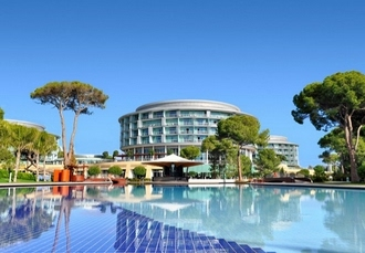Calista Luxury Resort, Antalya