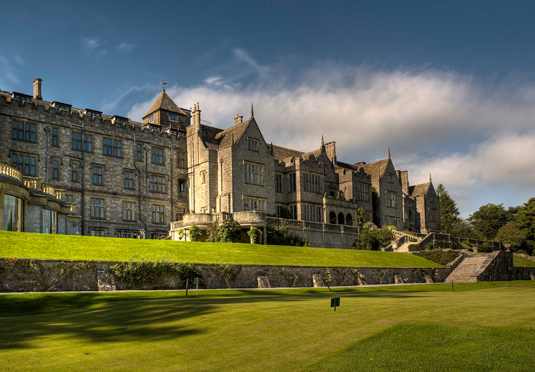 Bovey Castle, Dartmoor National Park, Devon - save 44%