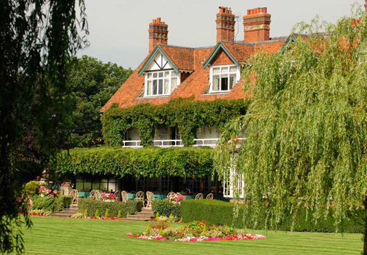 The French Horn, Sonning-on-Thames, Reading - save 43%