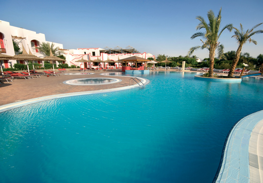 Luxury Sharm el-Sheikh holiday, Domina Harem Coral Bay, Egypt - save 25%