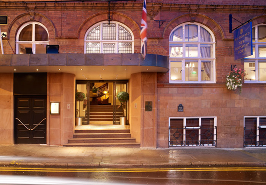 Macdonald New Blossoms Hotel, Chester, Cheshire - save 38%