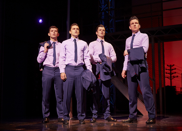 Luxury London break with Jersey Boys theatre tickets, Hotel Xenia, London - save 41%