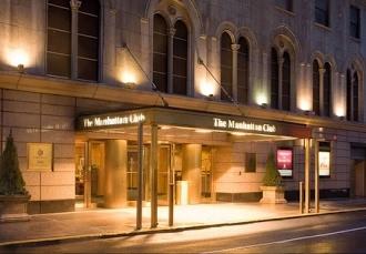 Envolez-vous direction la Big Apple et vivez un séjour 4* à Manhattan, New York, États-Unis, The Manhattan Club 4* - New York -
